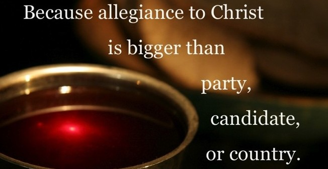 Image result for election day communion